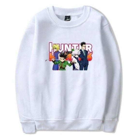 Hunter x Hunter Embroidered Sweater
